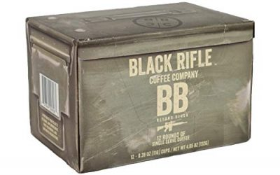 5 Most Popular Black Rifle Coffee Products