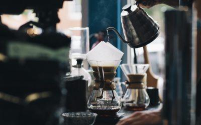 Iced Coffee on the Hario